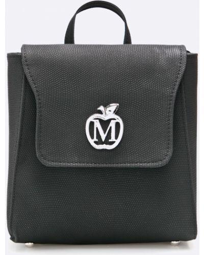 Черный рюкзак с отделениями Manzana