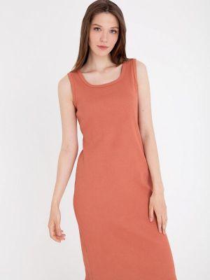 Платье-майка - коричневое Gregory