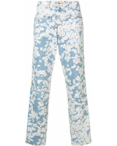 Прямые джинсы с карманами классические Cav Empt