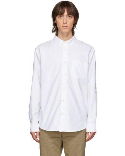 Koszula z długim rękawem Oxford puchaty Visvim