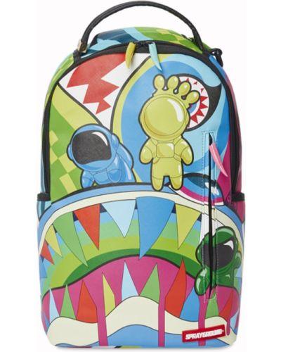Рюкзак с принтом Sprayground