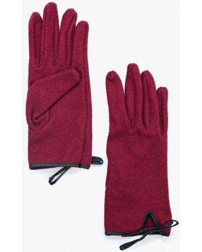 Перчатки весенние бордовый Colin's
