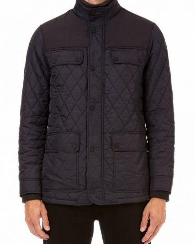 Утепленная куртка демисезонная синяя Burton Menswear London