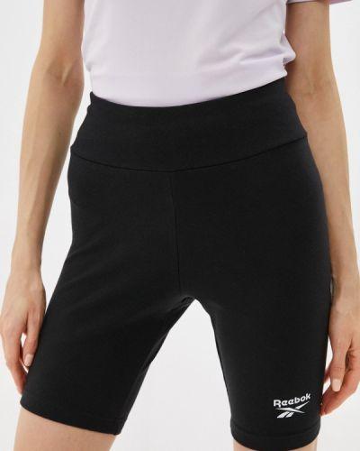 Черные спортивные шорты Reebok Classic
