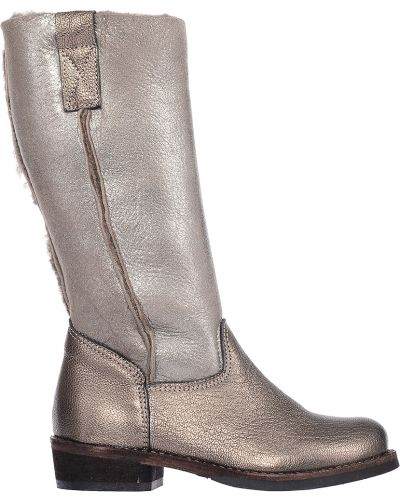 Сапоги кожаный Gallucci