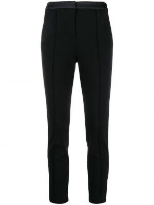 Черные брюки с полоской по бокам Karl Lagerfeld