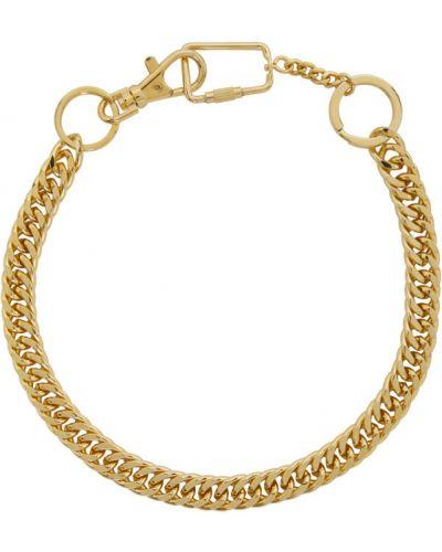 Choker złoto za pełne Martine Ali