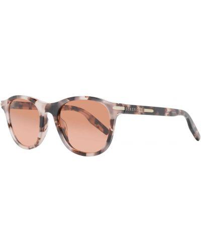 Różowe okulary Serengeti