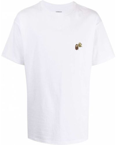 Biała koszulka bawełniana Readymade