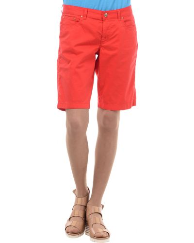 Красные шорты Marina Yachting