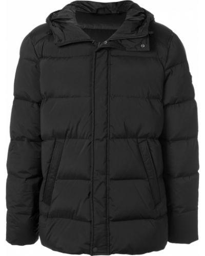 Куртка с капюшоном - черная J.lindeberg