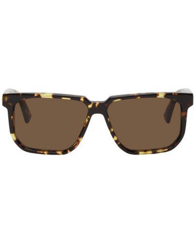 Солнцезащитные очки черные для зрения Bottega Veneta