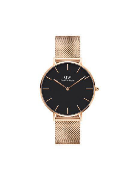 Zegarek - czarny Daniel Wellington