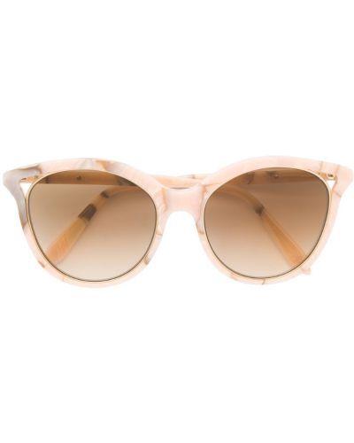 Солнцезащитные очки кошачий глаз Victoria Beckham