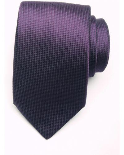 Фиолетовый галстук итальянский Tino Cosma