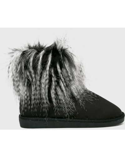 Сапоги на каблуке текстильные Vero Moda