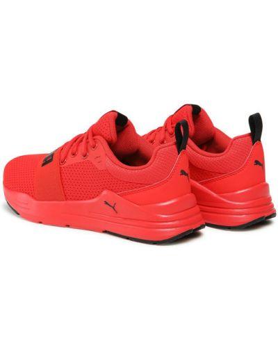 Sneakersy, czerwony Puma