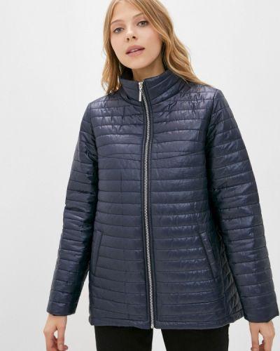 Утепленная куртка - синяя очаровательная адель