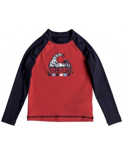 Пиджак красный черный Quiksilver