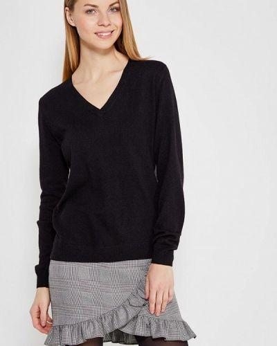 Черный пуловер 2018 Delicate Love