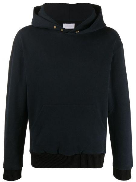 Kaszmir czarny wyposażone klasyczny pulower Fear Of God
