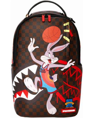 Brązowy plecak Sprayground