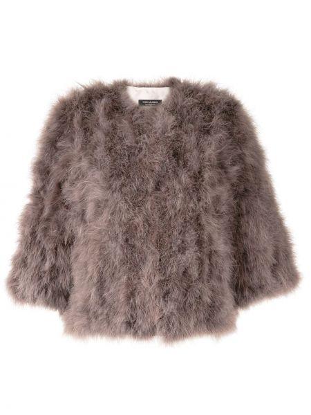 Короткая куртка Yves Salomon