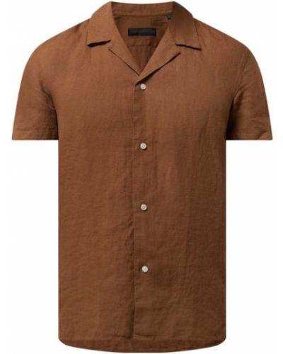 Brązowa koszula Drykorn
