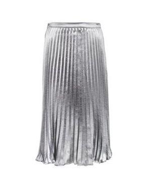 Spódnica srebrna Dkny