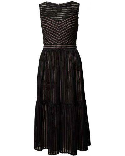 Sukienka koktajlowa - czarna Swing