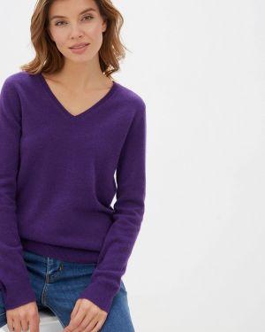 Пуловер - фиолетовый Manode