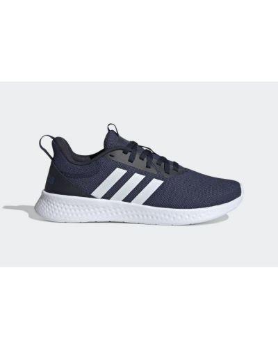 Półbuty - granatowe Adidas