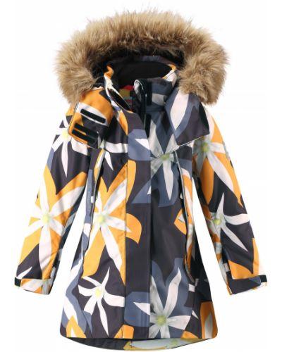 Зимняя куртка черная Reima