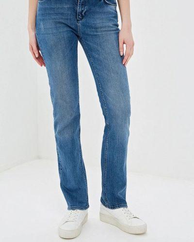 Прямые джинсы турецкий синий Colin's