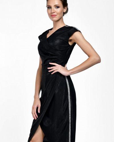Платье с запахом осеннее Alisia Fiori