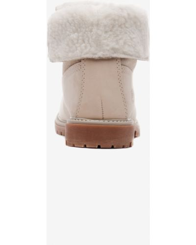 Ботинки - бежевые Lumberjack