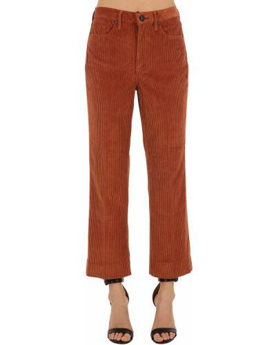 Укороченные брюки Rag&bone