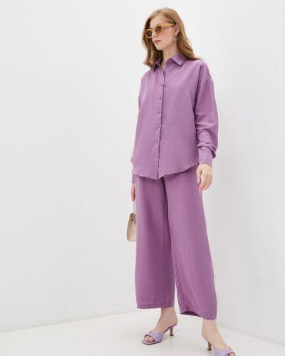 Фиолетовый костюм Pinkkarrot
