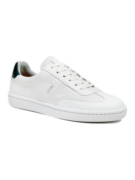 Sneakersy skorzane Hugo Boss