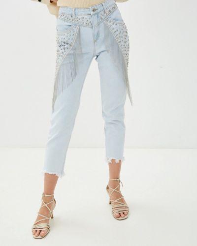 Прямые джинсы Miss Bon Bon