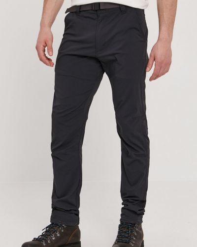 Czarne spodnie materiałowe Wrangler