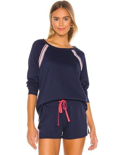 Klasyczny prążkowany pulower Splendid