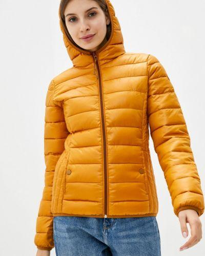 Утепленная куртка - желтая Q/s Designed By