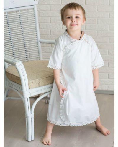 Рубашка белый набор Alivia Kids