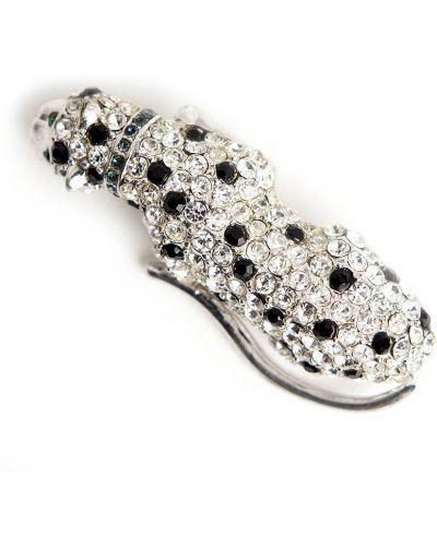 Broszka perły srebrna vintage Kenneth Jay Lane Vintage