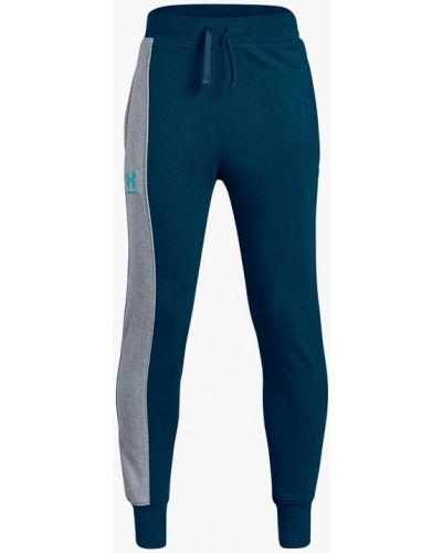Синие брюки спортивные Under Armour