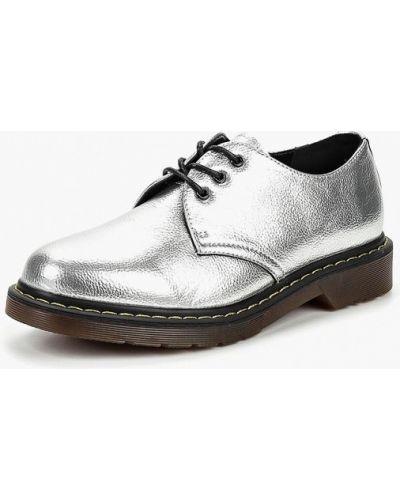 Кожаные ботинки осенние 2019 Zona3