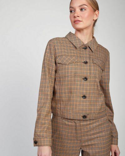 Пиджак из вискозы Comma