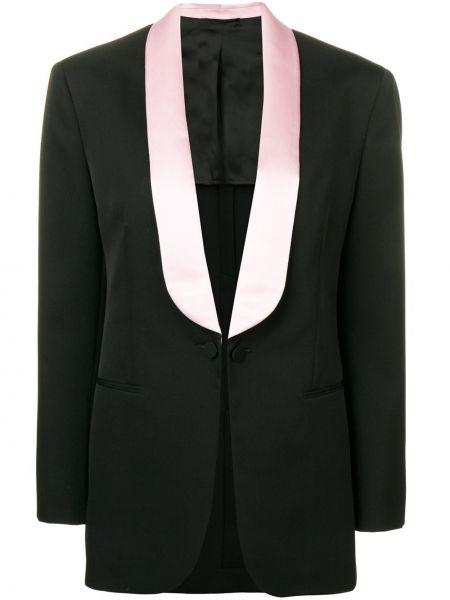 Różowa marynarka wełniana Calvin Klein 205w39nyc