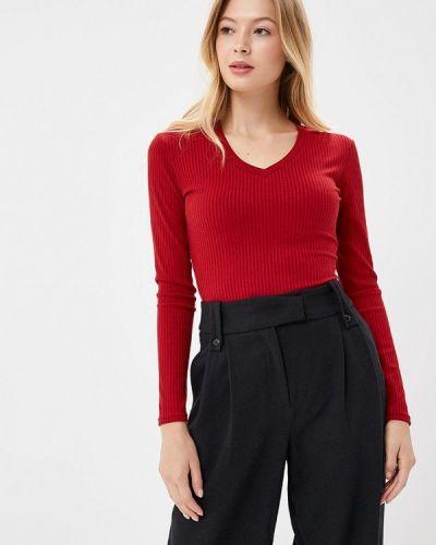 Красное боди блуза Trendyangel